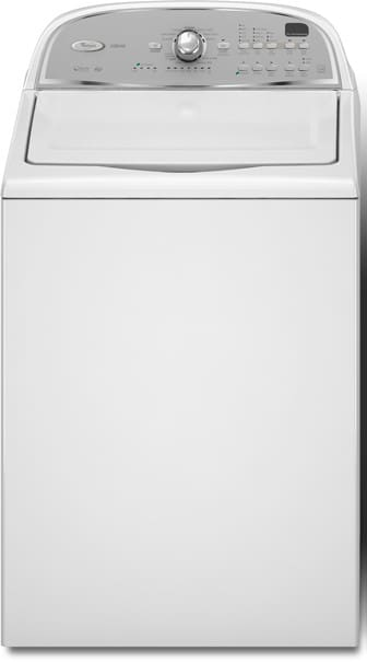 Whirlpool Wtw5600xw 27 Inch Top Load Washer With 3 6 Cu Ft