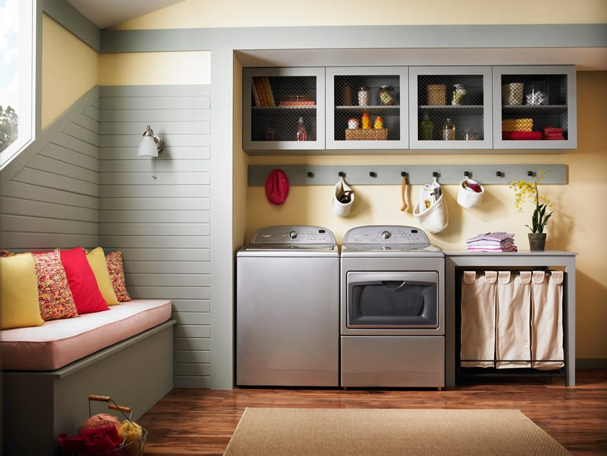 Top Loader Laundry Room Ideas