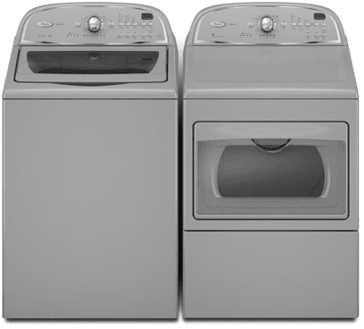 Whirlpool WTW5700XL 27 Inch Top-Load Washer With 3.6 Cu