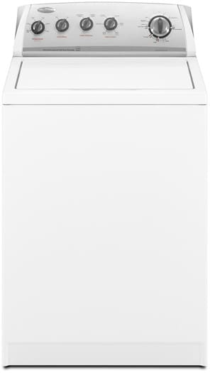 Whirlpool Wtw58esvw 27 Inch Top Load Washer With 4 0 Cu