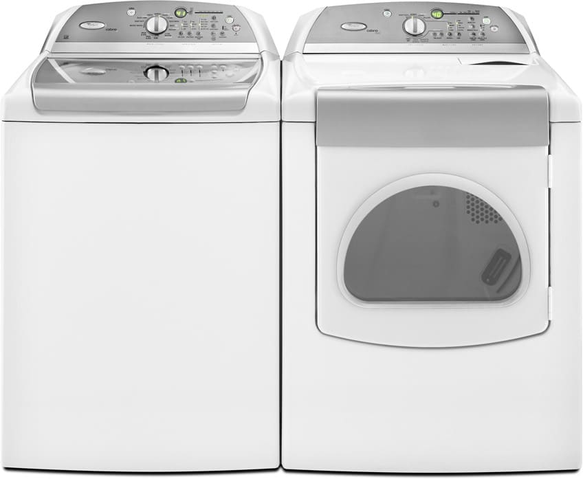 Whirlpool Wtw6800ww 28 Inch Top Loader Washer With 5 Cu