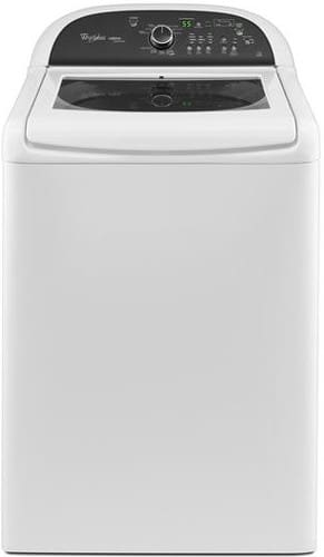 Whirlpool Wtw8100bw 28 Inch Top Load Washer With 4 5 Cu