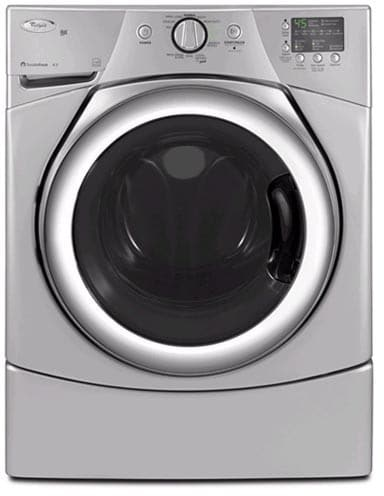 Whirlpool Wfw9250wl 27 Inch Front Load Washer With 3 5 Cu