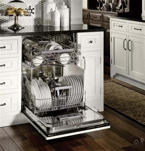 Monogram Zbd9900rii Fully Integrated Dishwasher With 6