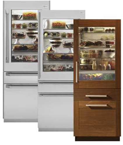 Monogram Zik30gndii 30 Inch Built In Bottom Freezer
