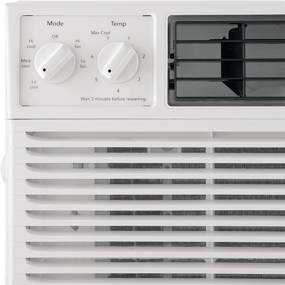 Frigidaire Ffra061zae 6 000 Btu Window Mounted Room Air