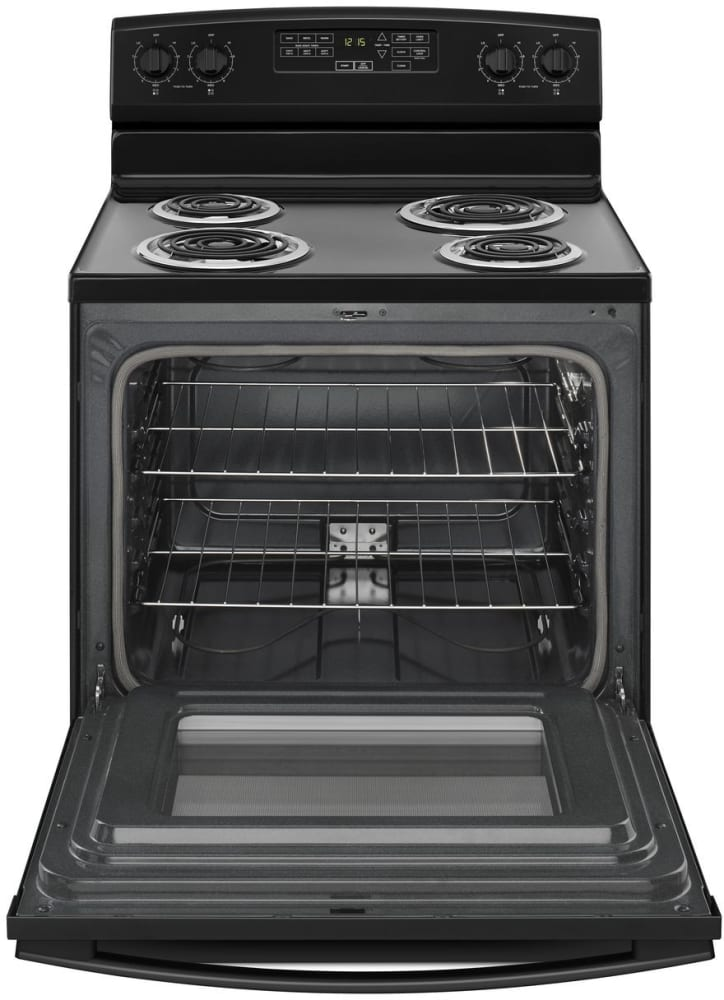 Amana Acr4503sfb 30 Inch Freestanding Electric Range With