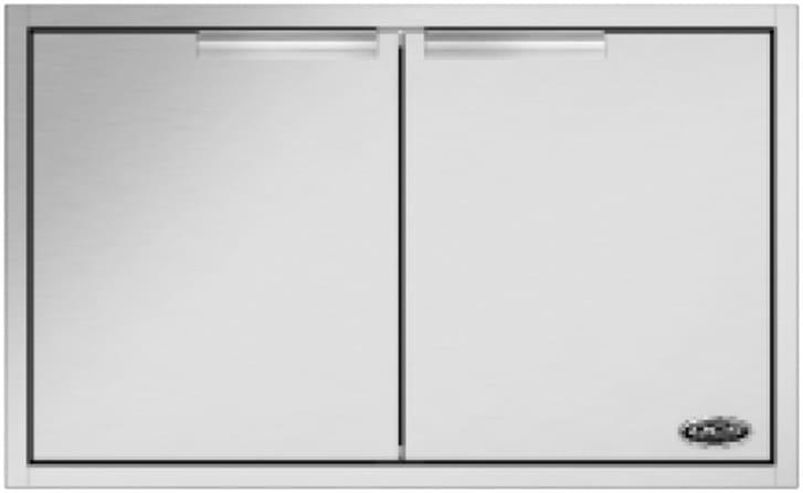 Dcs Adn120x36 Outdoor Access Door Storage With 304 Series