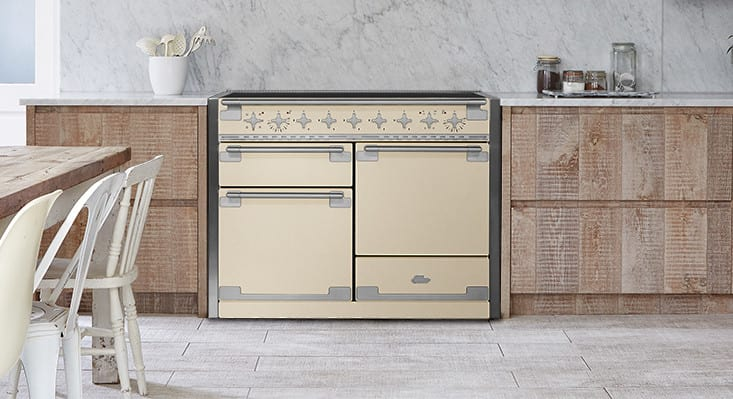 AGA AEL48INSS 48 Inch Electric Induction Range with ...