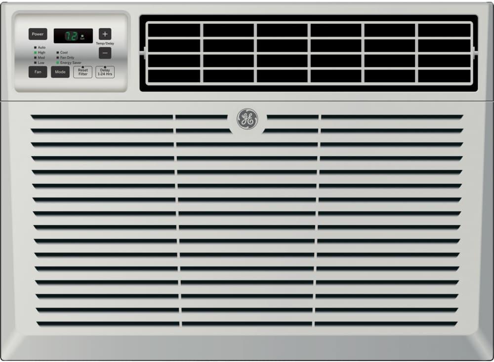 Ge Aem05ls 5 450 Btu Window Air Conditioner With 11 4 Eer
