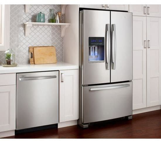 Amana Afi2539erm 36 Inch French Door Refrigerator With