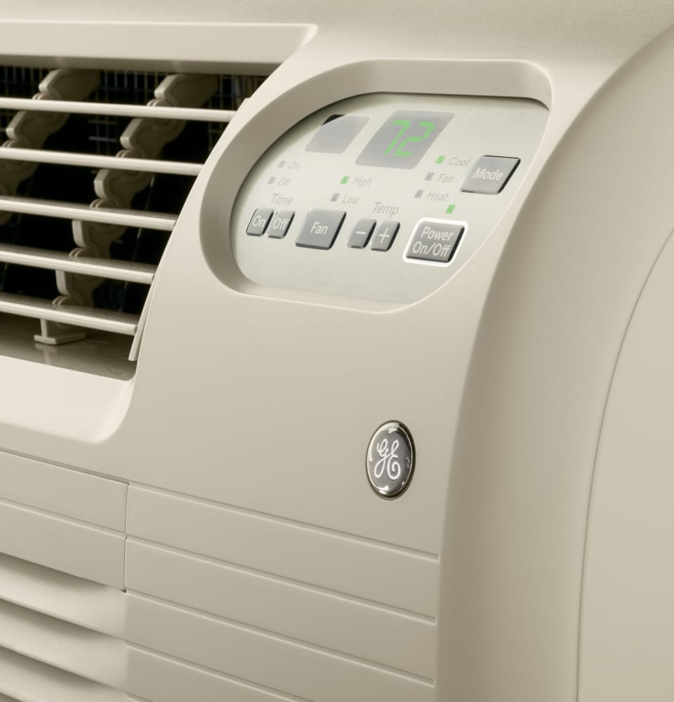 Through The Wall Heating And Cooling Units Ge Ajeq09dcf 9300 Btu Thru The Wall Air Conditioner With 11200