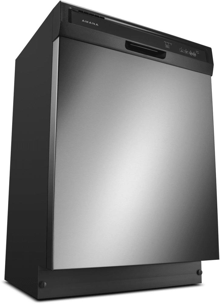 Amana Adb1300afs Full Console Dishwasher With Triple