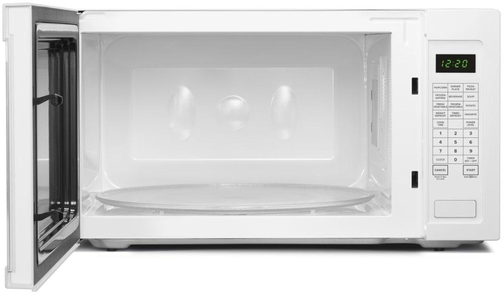 Amana Amc4322gw 2 2 Cu Ft Countertop Microwave With