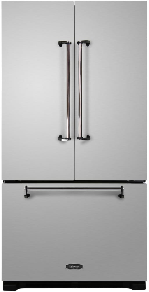Aga Amlfdr20ss 19 8 Cu Ft French Door Refrigerator With