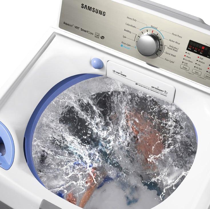 Samsung Wa456drhdwr 27 Inch Top Load Washer With 4 5 Cu