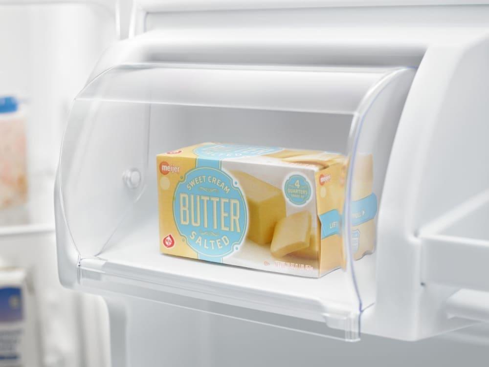 Amana Art318ffdb 18 2 Cu Ft Top Freezer Refrigerator