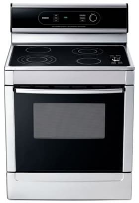 Bosch Hes7252u 30 Inch Freestanding Electric Range With