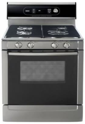 Bosch Hgs7152uc 30 Inch Freestanding Gas Range With 4