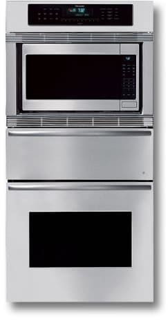 Thermador Semw302bs 30 Inch Combination Flat Front Wall Oven