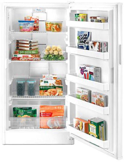 Amana Azf33x16dw 15 7 Cu Ft All Freezer With 3