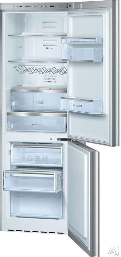 Bosch B10cb80nvw 24 Inch Counter Depth Bottom Freezer