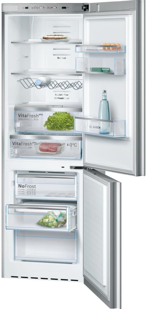Bosch B10cb80nvs 24 Inch Counter Depth Bottom Freezer Refrigerator