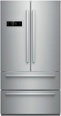 Bosch B21cl80sns 36 Inch 4 Door Counter Depth French Door