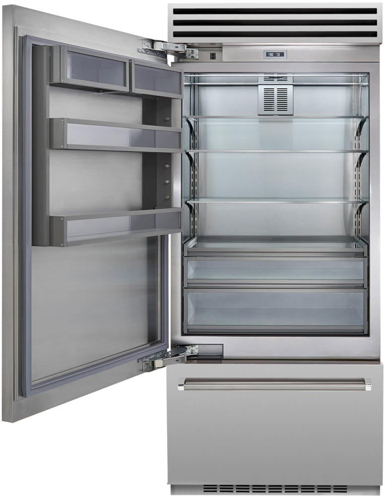 Bluestar Bbb36ssl1 36 Inch Built In Refrigerator With 21
