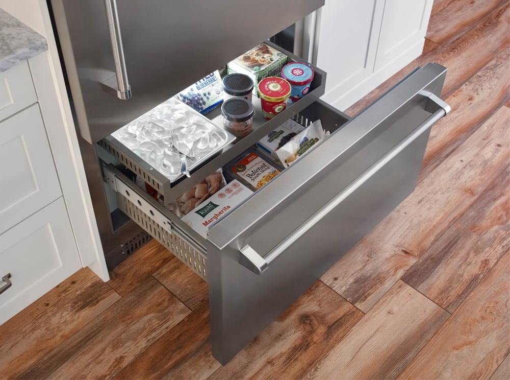 Bluestar Bbb36r2 36 Inch Built In Refrigerator With Dual