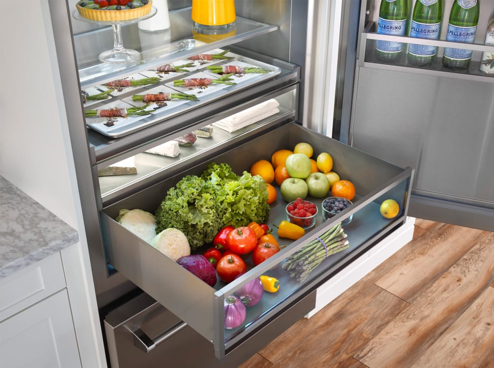 BlueStar BBB36R2   Sturdy In Its Design, This Super Spacious Produce Drawer  Extends Fully ...