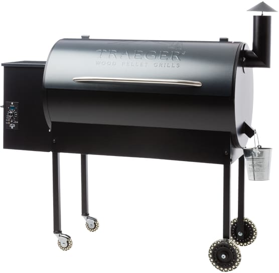 traeger bbq075 54 inch freestanding wood pellet grill with 646 sq in grilling area 36 000. Black Bedroom Furniture Sets. Home Design Ideas