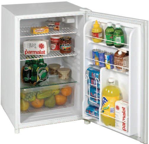 Avanti Bca4561b 4 5 Cu Ft Compact Refrigerator With