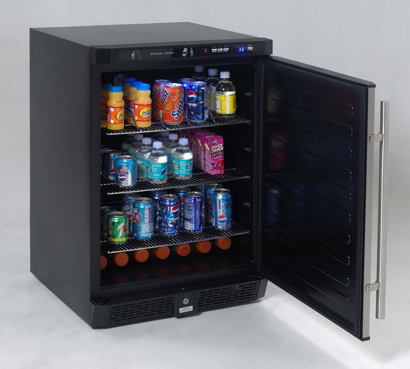 Avanti Ar5102ss 24 Inch Beverage Cooler With 5 1 Cu Ft