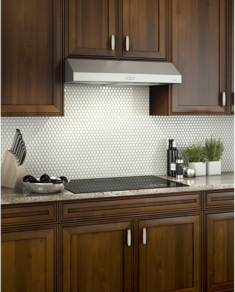 Broan Bcdf130ss 30 Inch Under Cabinet Range Hood With
