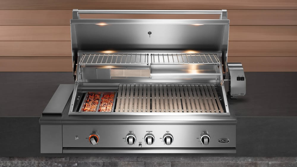 Dcs Be148rcl 48 Inch Built In Grill With Infrared