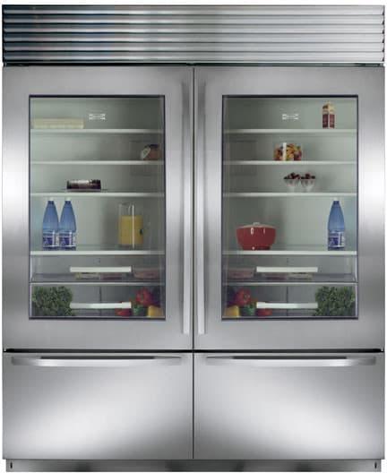 Sub Zero Bi30ugsth 30 Inch Built In Bottom Freezer