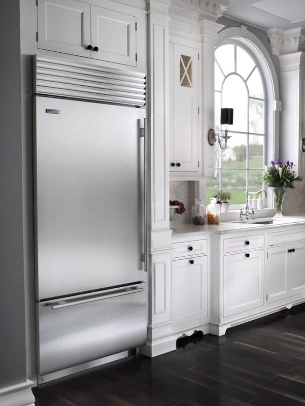 Awesome Sub Zero Cabinet Depth Refrigerator