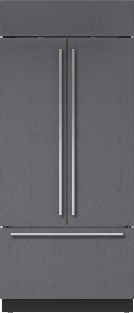 Sub Zero Bi36ufdido 36 Inch Built In French Door