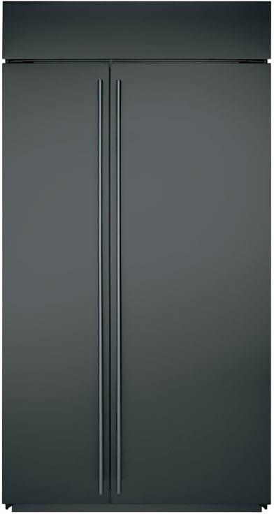 Panel Handle Sub Zero Bi42so Flush Inset Carbon