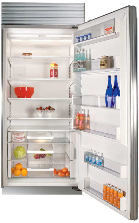 38 Best Bi Level Entry Ideas Images On Pinterest: Sub-Zero BI36RORH 36 Inch Built-In Full Refrigerator With