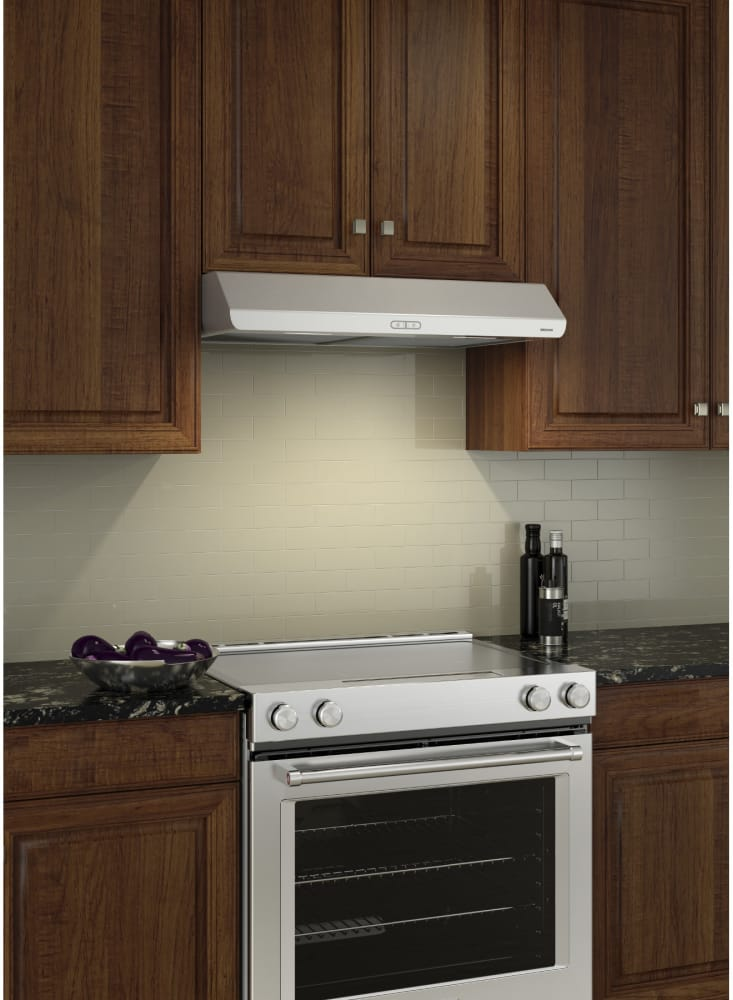 Broan Bkdb130ss 30 Inch Under Cabinet Range Hood With
