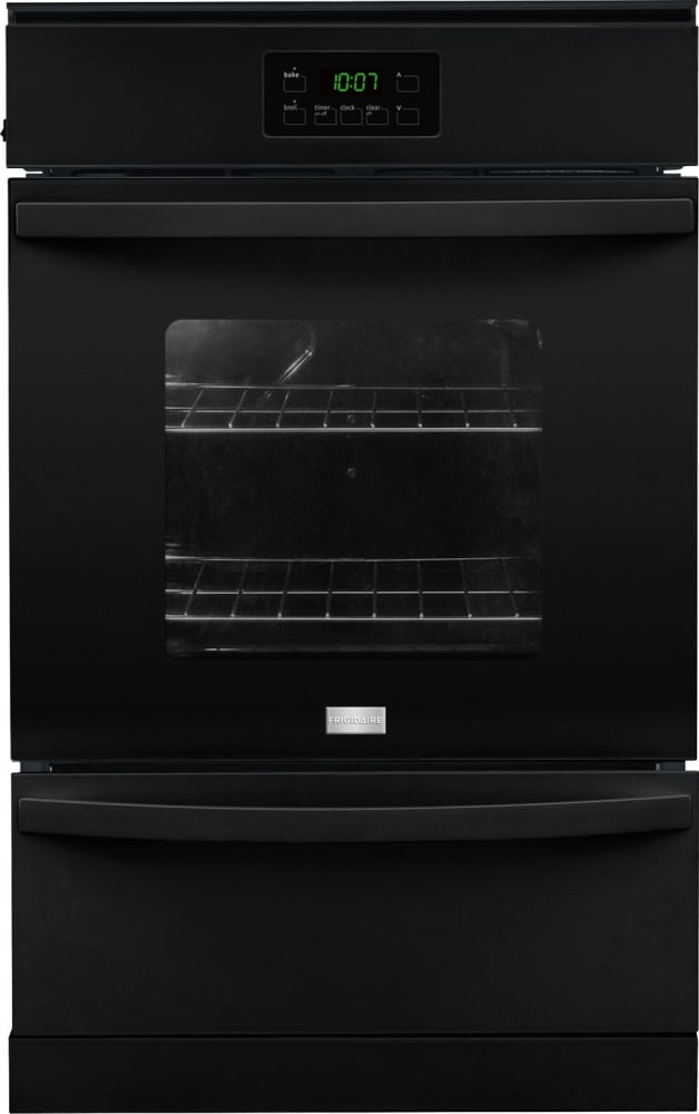Frigidaire Ffgw2415q 24 Inch Single Gas Wall Oven With