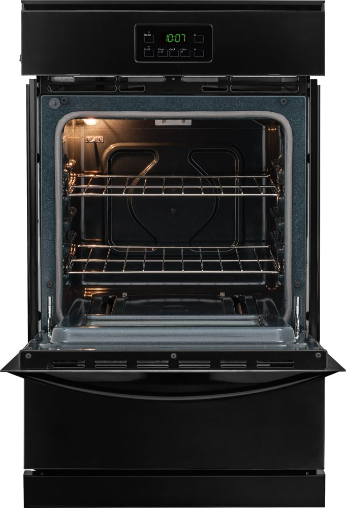 Frigidaire Ffgw2415qb 24 Inch Single Gas Wall Oven With
