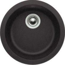 Blanco 511632 18 Inch Undermount Single Bowl Round Granite