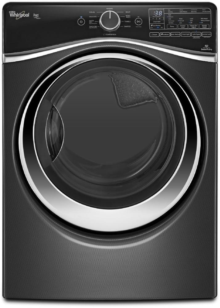 Whirlpool Wed97hedbd 27 Inch 7 4 Cu Ft Electric Dryer