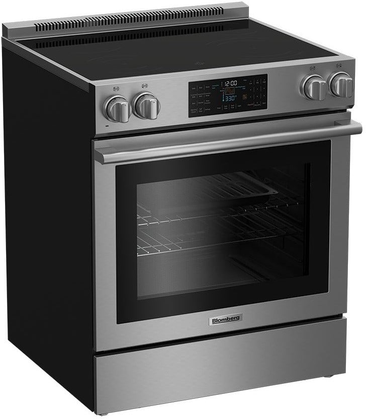 Electric Range From Blomberg