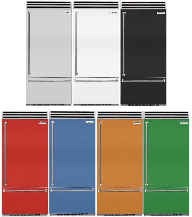 BlueStar BBB36R2 36 Inch Built-In Refrigerator with Dual