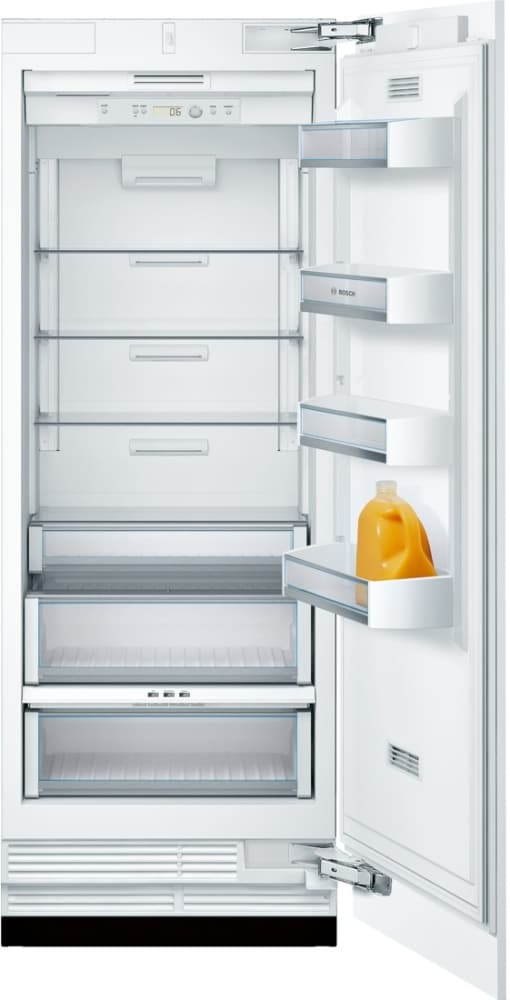 Bosch B30ir800sp 30 Inch Built In Full Refrigerator Column