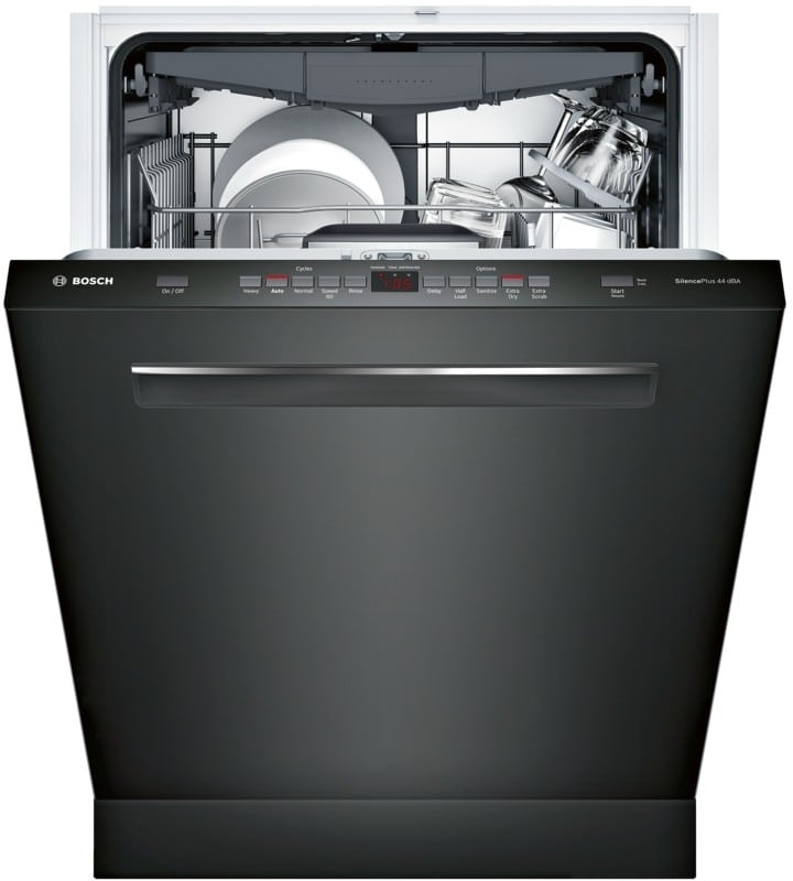 bosch shp865wd6n 24 inch fully integrated dishwasher with